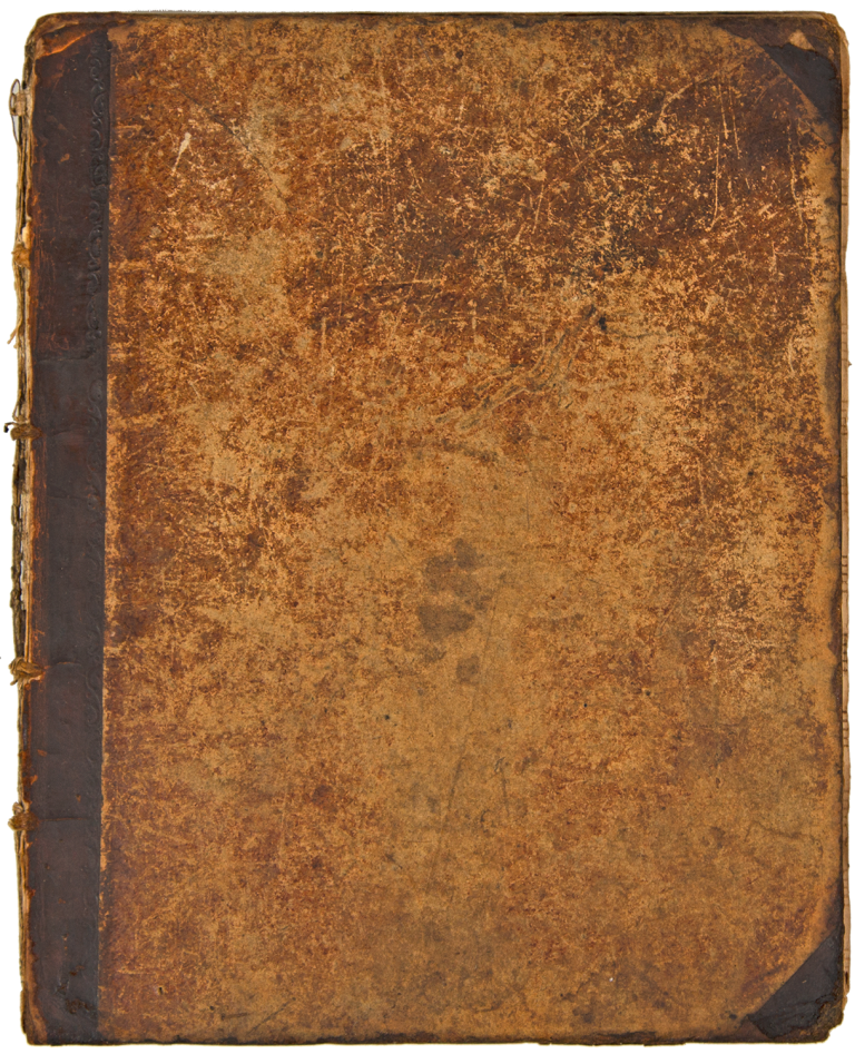 Mid-19th century manuscript collection of English glees, anthems, and hymns. Samuel WEBBE.