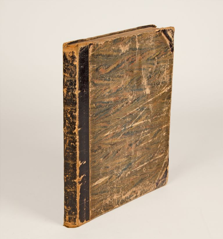 Mid-19th Century Popular Songs and Dances in Manuscript: A Lady's Collection. BRITISH MUSIC - 19th Century - Manuscript.