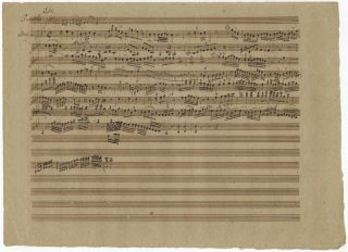 [Op. 11]. Quartetto [in E-flat major] per due Violini Viola e Violoncello... Op: [11.] [Parts, with manuscript additions]