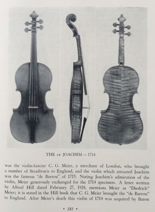 How Many Strads? Our Heritage from the Master A Tribute to the memory of A Great Genius compiled...