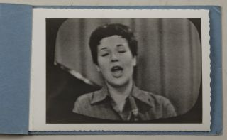 Group of photographs from Horne's performance on Arthur Godfrey's television show Talent Scouts, 1955.
