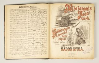 Bound collection of 23 works, primarily popular song.
