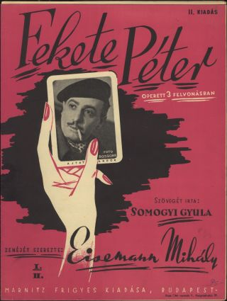 Collection of 17 operetta excerpts