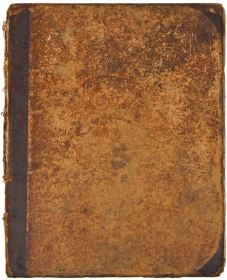 Mid-19th century manuscript collection of English glees, anthems, and hymns. Samuel WEBBE
