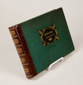 Bound volume containing one complete opera (Pacini's Merope) together with separately-issued...